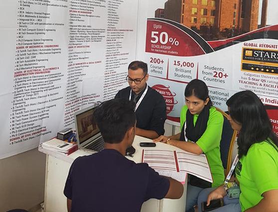 SAPE INDIA EDUCATION FAIR