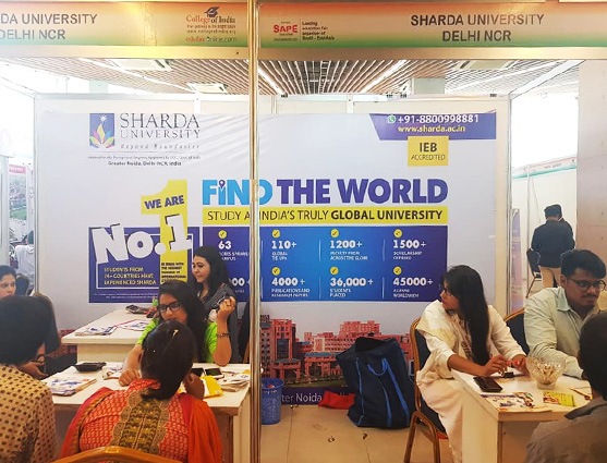 SAPE INDIA EDUCATION FAIR