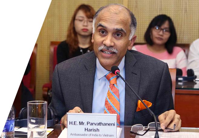Mr. Parvathaneni Harish